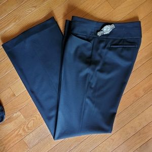 Womens Black Dress Pants- Express